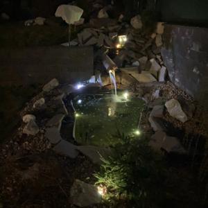 Vodotěsná barevná LED světla (1 + 1 ZDARMA) photo review